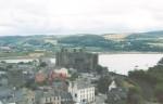 Conwy y Penrhyn Castle